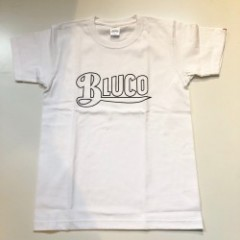 "Bluco/ブルコ OL-800-018 SUPER HEAVY WEIGHT TEE ""LOGO"""