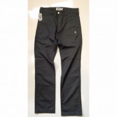 Bluco/ブルコ OL-063L WORK PANTS Black