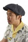 Dry bones/ドライボーンズ Light Ounce Denim Casquette