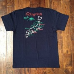 ROTAR/ローター GO OUT コラボTシャツ ROTAR×GO OUT