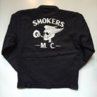 "SIRANOBROS/シラノブロス Work Jacket ""SMOKERS M.C"" REDKAP"